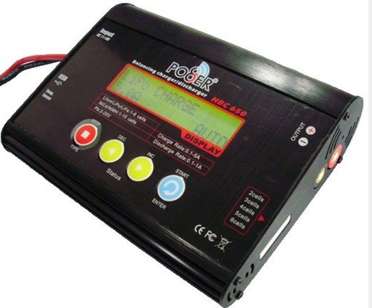 (50W/5A) ! HBC650 rc battery balance charger for hobbies